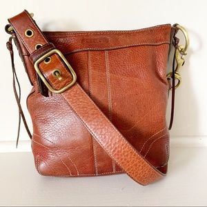 Coach Leather Crossbody